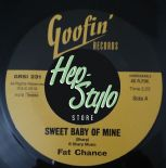 "45Rpm ✦ FAT CHANCE ""Sweet Baby Of Mine / Hands Off""✦ Fantastic female R&B .Hear♫"